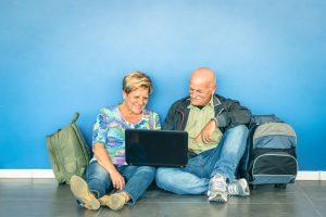 Travel lifestyle without age limitation