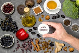 Natural antioxidants help you live longer