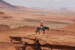 John Wayne: the hero rides again
