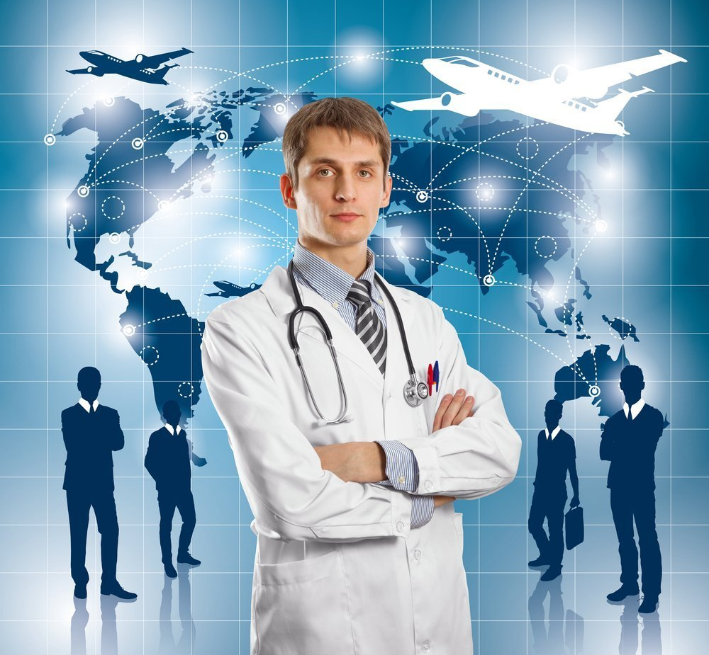 Medical tourism is a global business