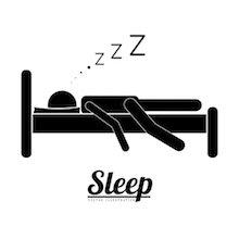 When life's not fair, go to sleep