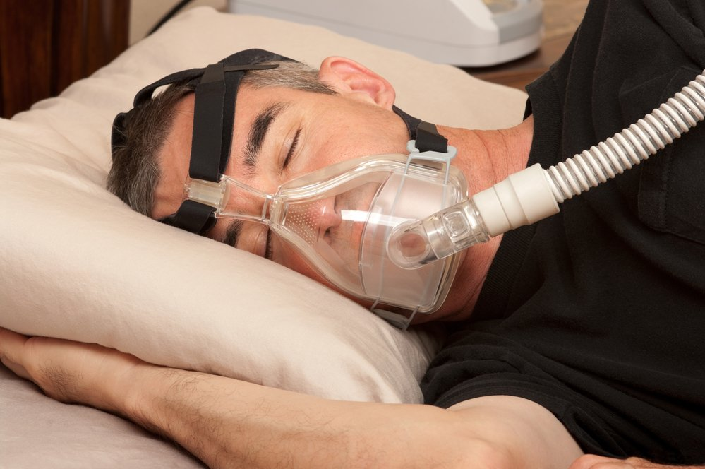 Sleep apnoea CPAP treatment