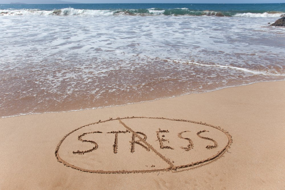 challenges help you wash away your stress