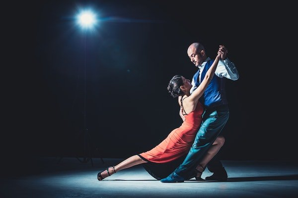 Dancing is a great way to keep fit in retirement