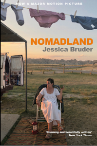 Book cover of Nomadland